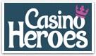 Casino Heroes spellicens
