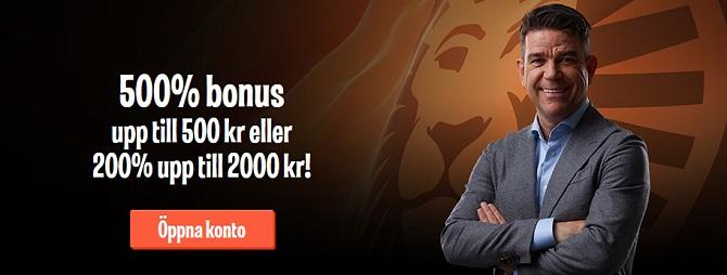 LeoVegas ansöker om Svensk Spellicens