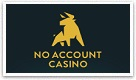 No Account Casino spellicens