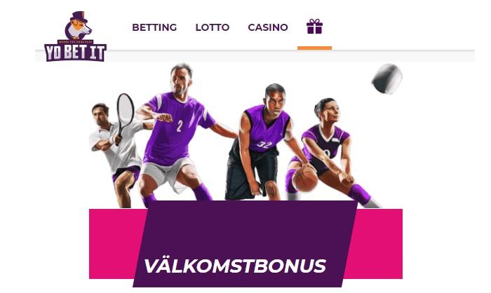Nya spelbolag med oddsbonus i Sverige