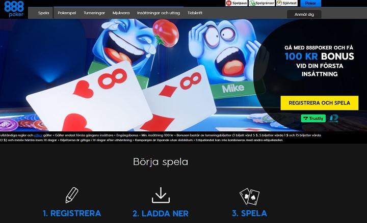 Pokerbolag med licens